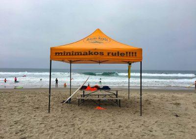 Mini Makos Rule canopy